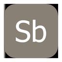 metroui, soundbooth, adobe icon