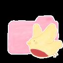 Folder Candy Birdie icon