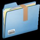 Alt, Blue, Download icon