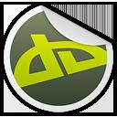 deviantart, deviant art icon