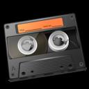 Cassette Orange icon