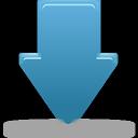 down, arrow icon