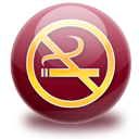 smoking, no, no smoking icon