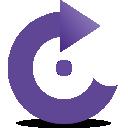 arrow, ok, yes, forward, next, object, right, rotate, correct icon