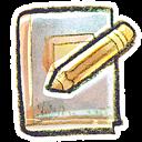 Book, g icon