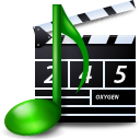 application, multimedia icon