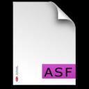 asf,fileextension icon