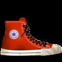 converse,red,tasi icon