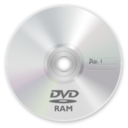 dvd,ram,disc icon