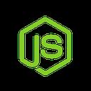 nodejs, node.js, javascript icon