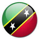 country, nevis, flag, saint, and, kitts icon