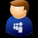 user,web,myspace icon