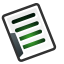 file, paper, document, default icon