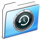 timemachine,folder,smooth icon