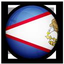 flag, of, samoa, american icon