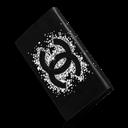 Bag, Black, Chanel icon