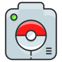 play, pokemon, game, tool, pokedex, go icon
