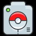 play, pokemon, game, tool, pokedex, go icon
