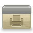 folder,printer,print icon