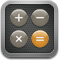 calculation, calculator, calc icon