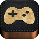 game, center icon