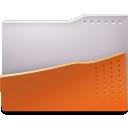 drag, accept, folder icon