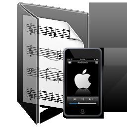 folder, my music, music icon