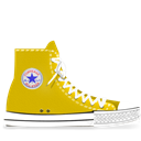 Converse, Yellow icon