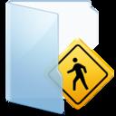 Folder Blue Public icon