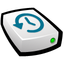 save, time, history, disk, machine, disc icon