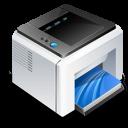 fax, print, printer icon