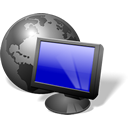 My, Network icon