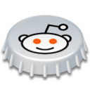 reddit, beer cap, cap, beer icon