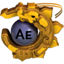 gold,ae icon