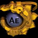 gold,ae icon