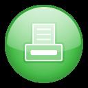 printer, print icon