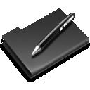 pen, graphics icon