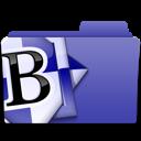 Bb, Edit icon