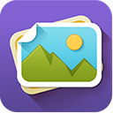 photos, images, pictures icon