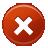 close, cancel, deactivation icon