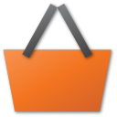 cart, purchase, buy, commerce, shopping, red, shopping cart, order, basket, sell icon