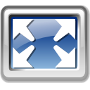window fullscreen icon