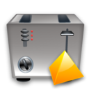 Level, Toaster icon