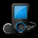 sansa, mp3, sandisk, player icon