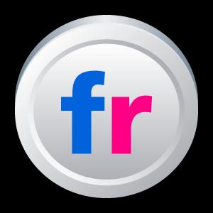 badge, flickr icon