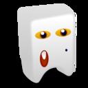 white,creature icon
