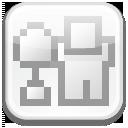 badge, social, sn, social network, digg icon