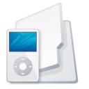 ipod, mp3 player, folder icon
