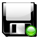 3floppy, mount icon