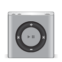 festival, ipod, nano, apple, silver icon